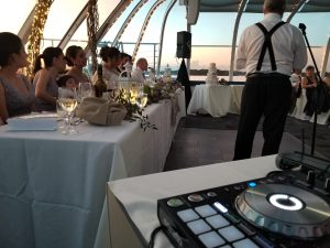 Wedding DJ on a Cruise
